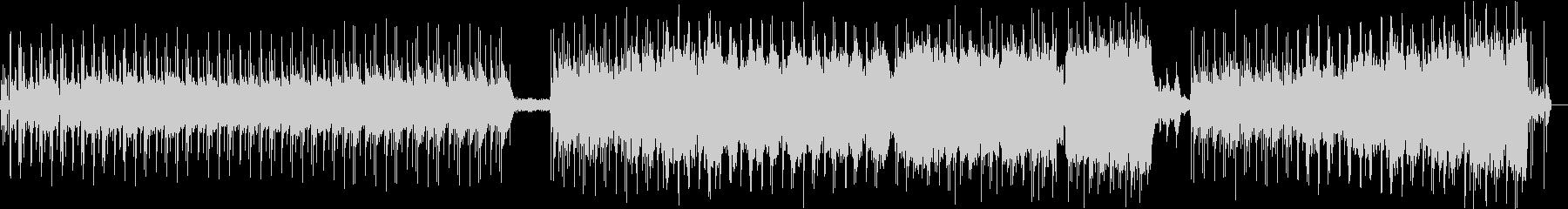 ミドルテンポNewAge-Ambientの未再生の波形