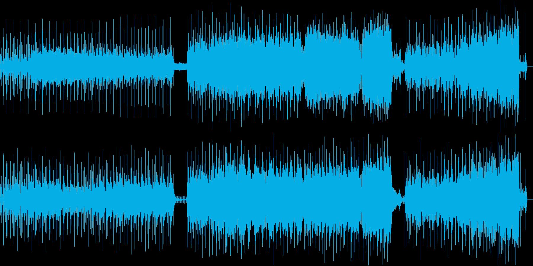 ミドルテンポNewAge-Ambientの再生済みの波形