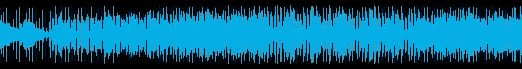 きらきら回る 明るいEDM★ループの再生済みの波形
