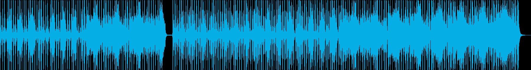 独特なリズムでコミカルなメロディーの再生済みの波形
