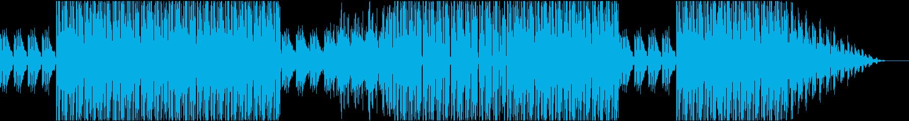 ローファイ オールドピアノ&シンセの再生済みの波形
