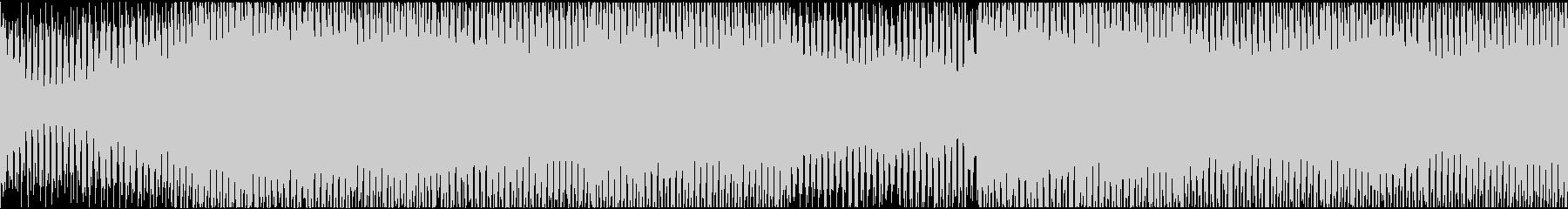 和楽器を用いた和風EDMループの未再生の波形