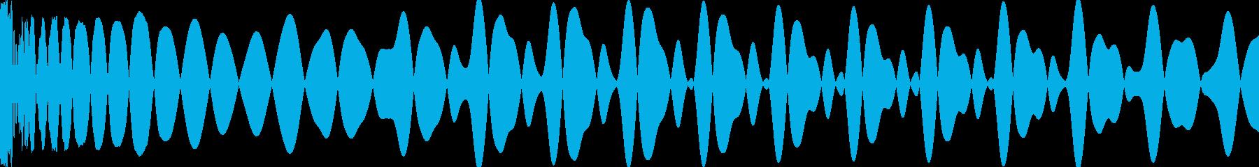 キー入り【E】ダンスミュージック用キックの再生済みの波形