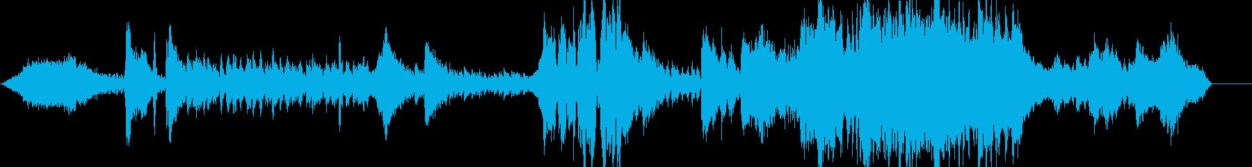 オーケストラ ミディアムテンポ 緊張感の再生済みの波形