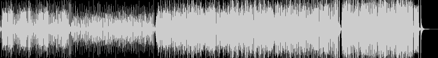 滑稽な三味線・おマヌケポップ A3の未再生の波形