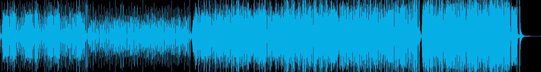 滑稽な三味線・おマヌケポップ A3の再生済みの波形