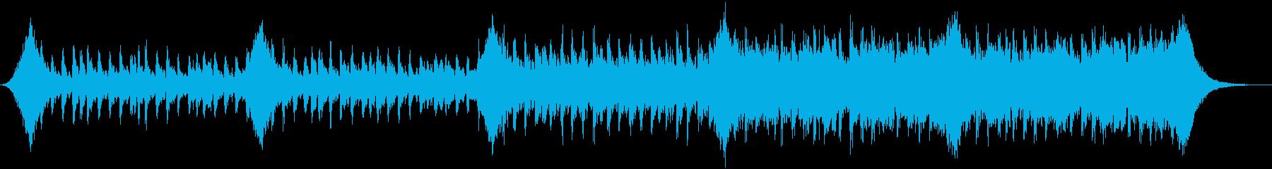 企業VPや映像50、壮大、オーケストラbの再生済みの波形