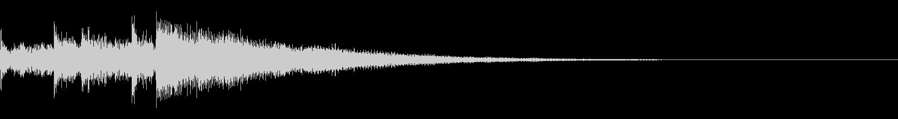 Handpan / Tap / Notification / Notification 19's unreproduced waveform