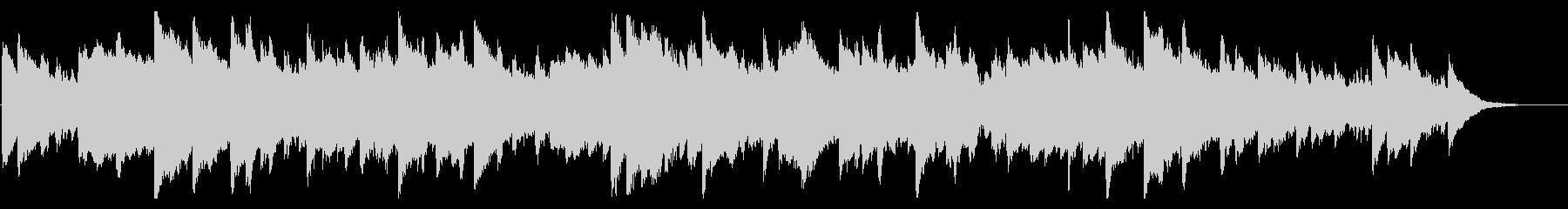 メルヘン 鉄琴 グロッケン チェレスタの未再生の波形