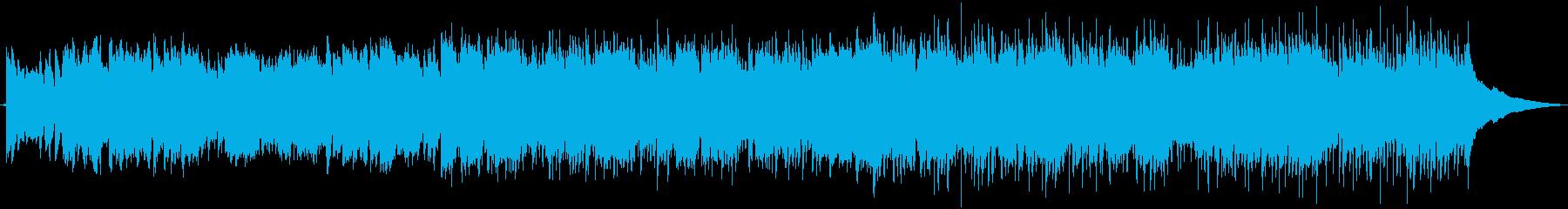オープニング・哀愁・かっこいいフラメンコの再生済みの波形