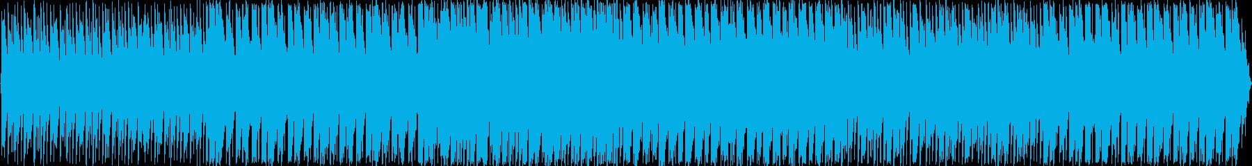 エレクトロポップインストゥルメンタ...の再生済みの波形