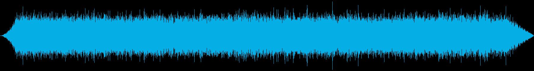 高炉:絶え間ないRo音、火のシーン...の再生済みの波形