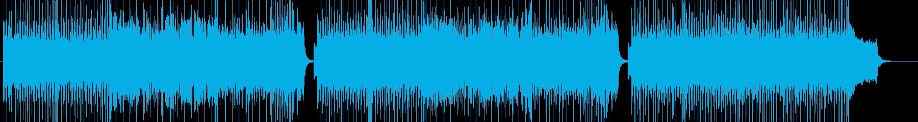 「HR/HM」「POWER」BGM293の再生済みの波形