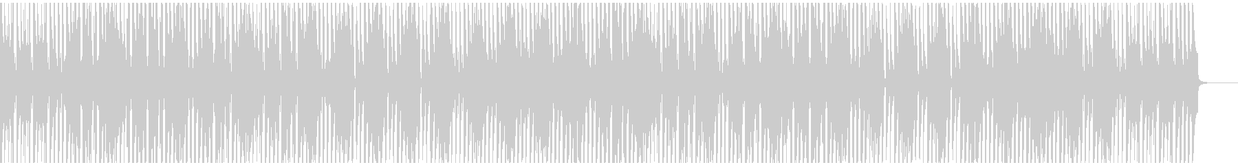 Comical and fun BGM of ukulele and whistling's unreproduced waveform