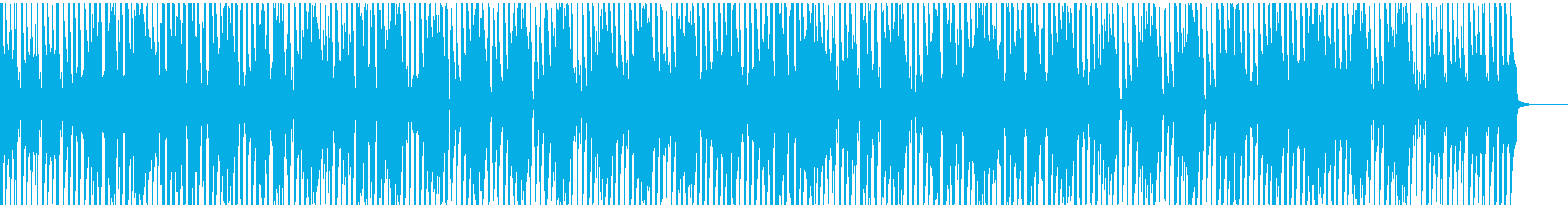 Comical and fun BGM of ukulele and whistling's reproduced waveform