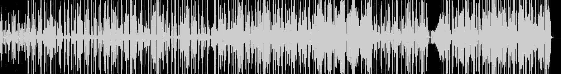 脱力系でファンキーなヒップホップ Cの未再生の波形