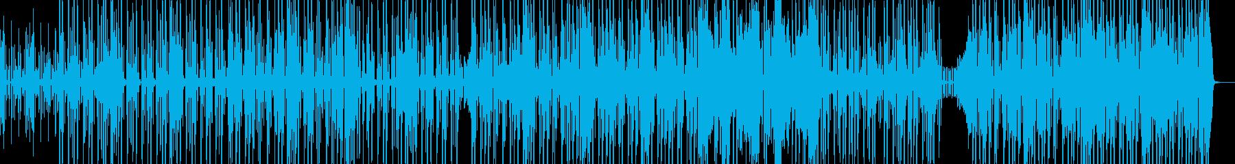 脱力系でファンキーなヒップホップ Cの再生済みの波形