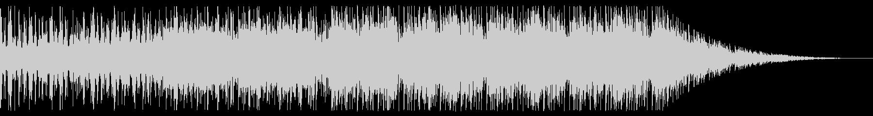 開放的/宇宙/エレクトロ_No602_3の未再生の波形