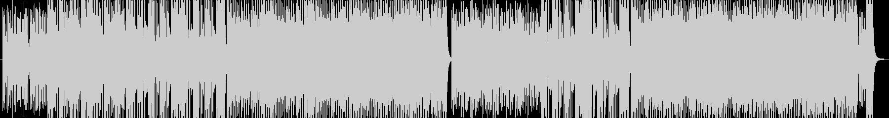 フレッシュなダンスポップスの未再生の波形