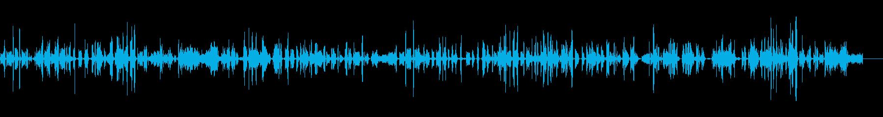 チューニング; Fm Broadc...の再生済みの波形