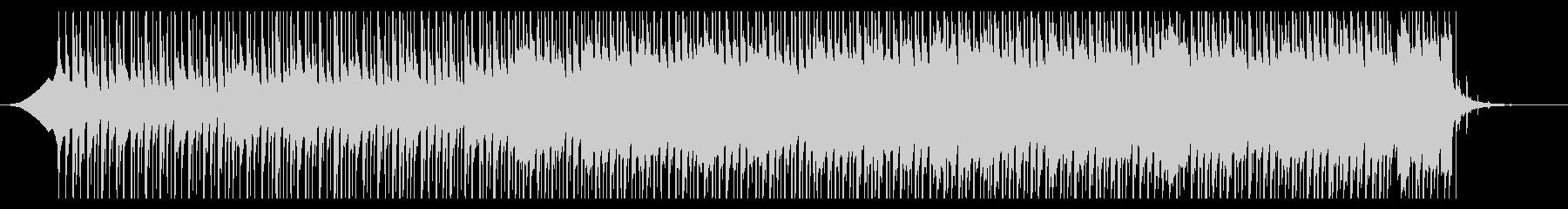 成功の構築(60秒)の未再生の波形