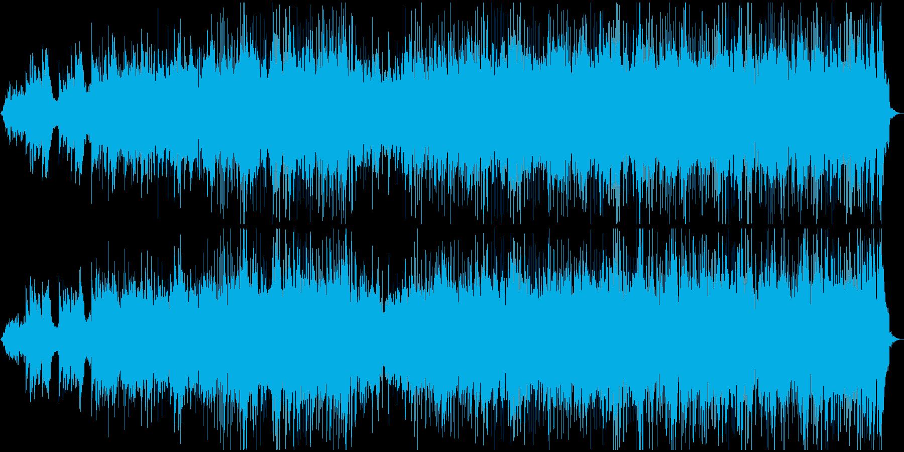 ラウンジ まったり アクティブ 明...の再生済みの波形