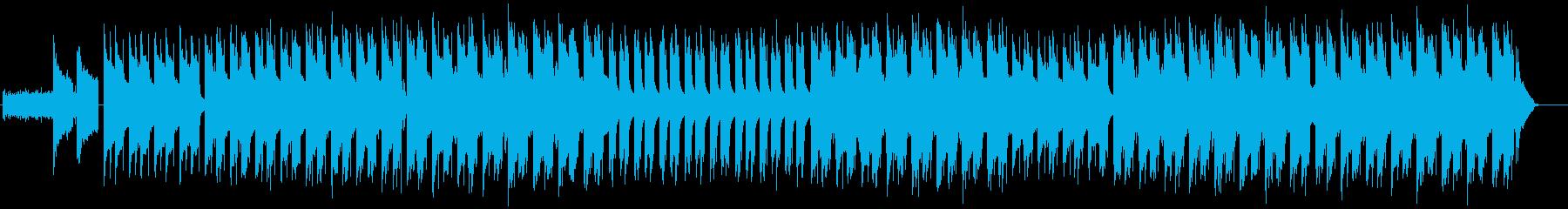 ゲーム 大会 ヒップホップの再生済みの波形