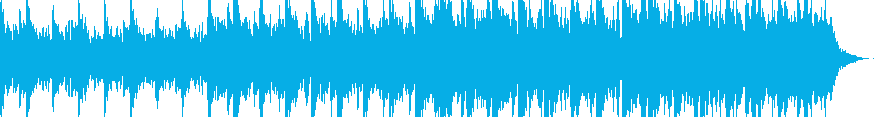 Christmas Musicの再生済みの波形