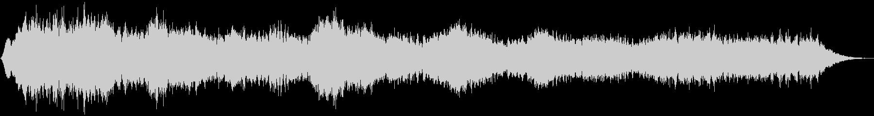 PADS 不気味な鐘01の未再生の波形