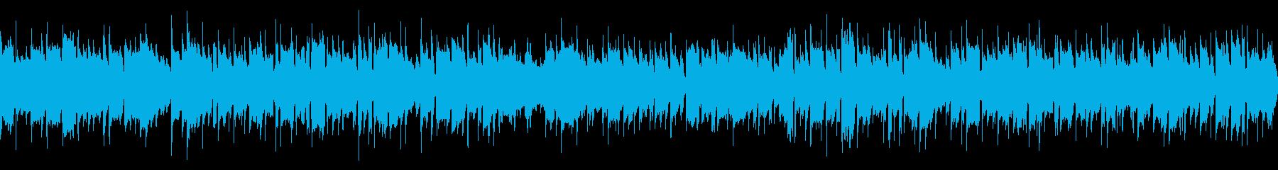 ほのぼのRPGの村ループ(リメイク版)の再生済みの波形