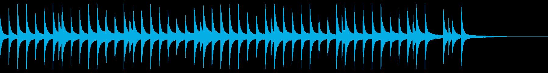 オーケストラベルズ:ミュージックア...の再生済みの波形