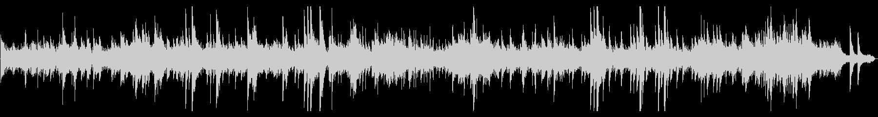 ベートーベン月光ソナタ 高音質の未再生の波形