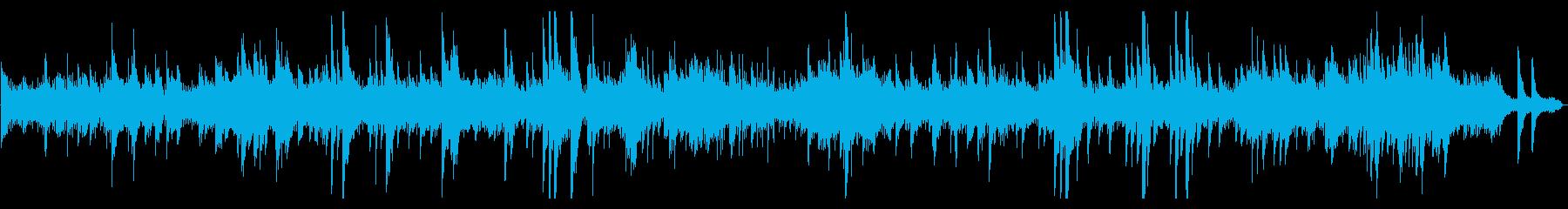 ベートーベン月光ソナタ 高音質の再生済みの波形