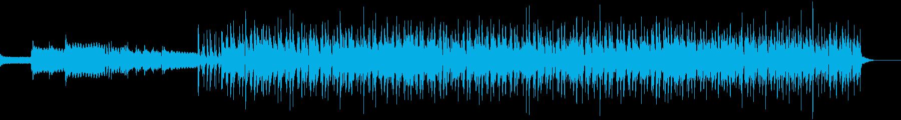 尺八とエレクトリックポップスの融合の再生済みの波形