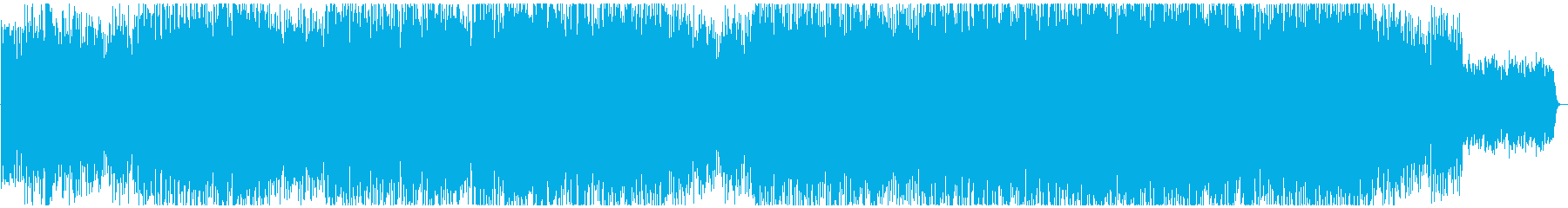 【アニメ】大空を翔ける弦とギターのPOPの再生済みの波形