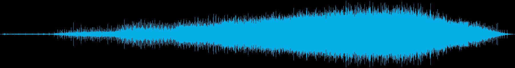 機械 ロックドリルハンマースピード...の再生済みの波形