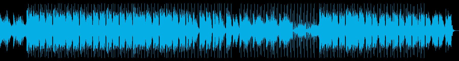 避暑・メロウで脱力系・夏のチルホップの再生済みの波形
