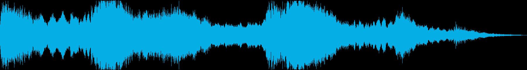 【ダークアンビエント】 奪われた故郷の再生済みの波形