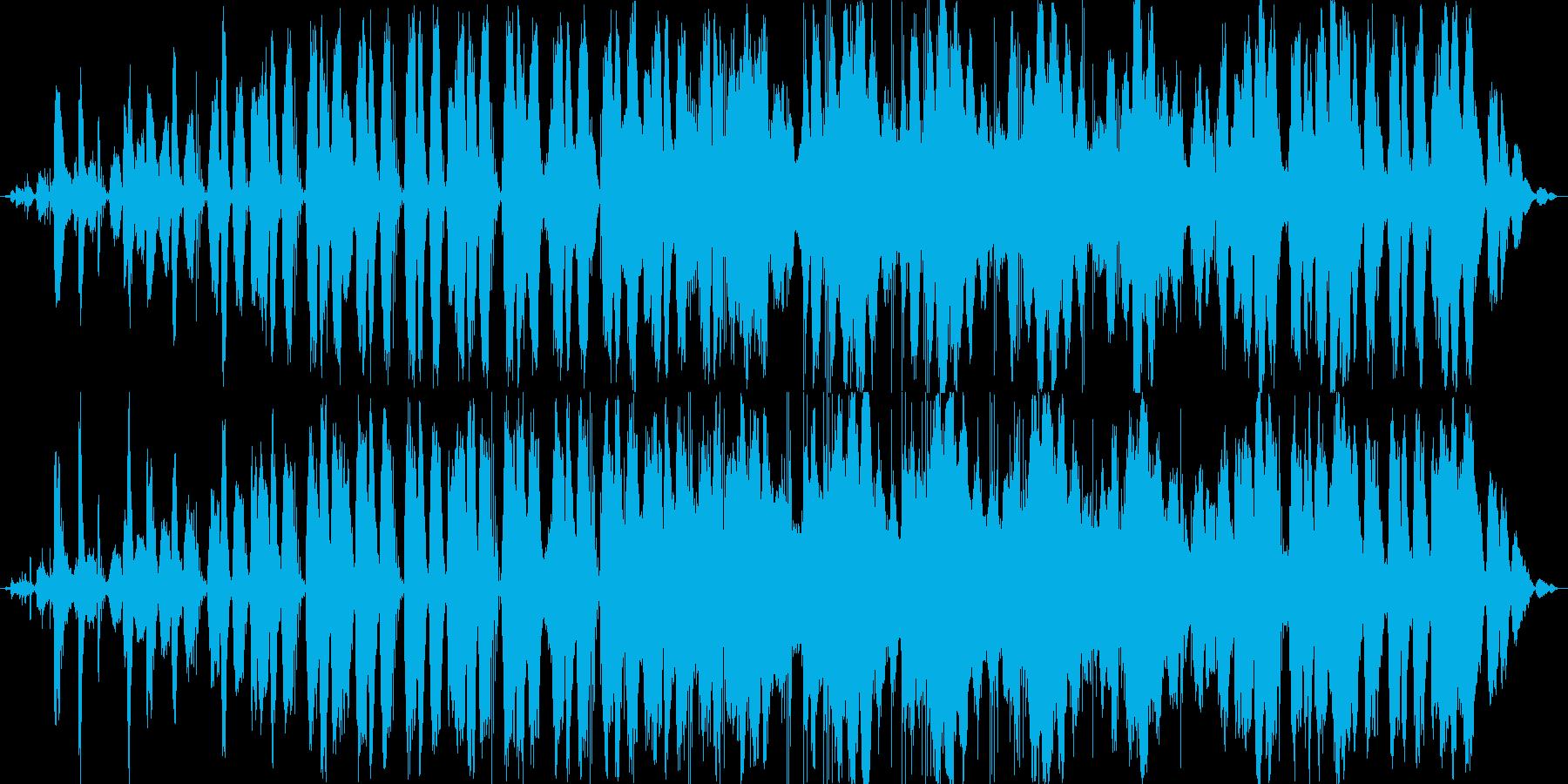 アンビエントなサウンドで、ドキュメンタ…の再生済みの波形