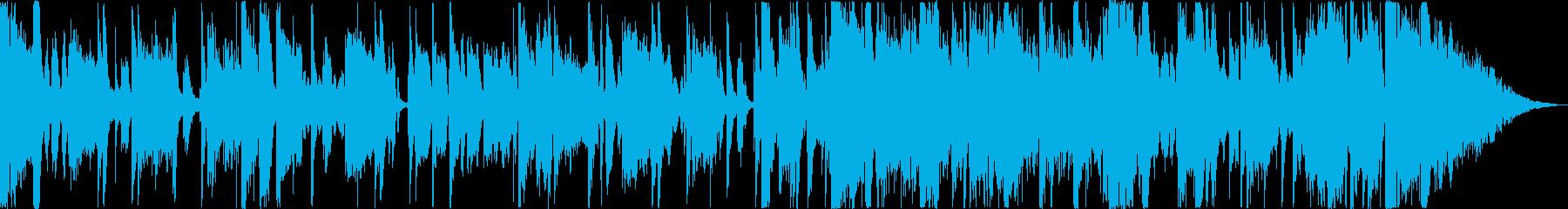 ジャズ/ファンク/フュージョン。官...の再生済みの波形