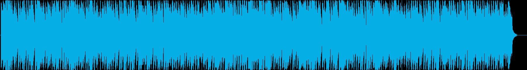 ダンスボールルーム。ブルース。柔ら...の再生済みの波形