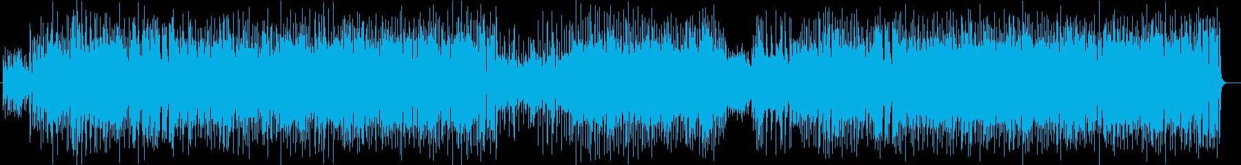 爽快なピアノ・ギターのポップサウンドの再生済みの波形