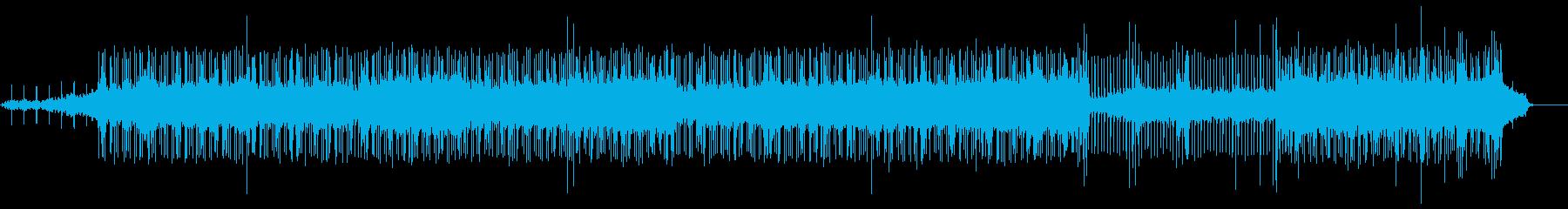 [冬] ジングルベル(クリスマスソング)の再生済みの波形