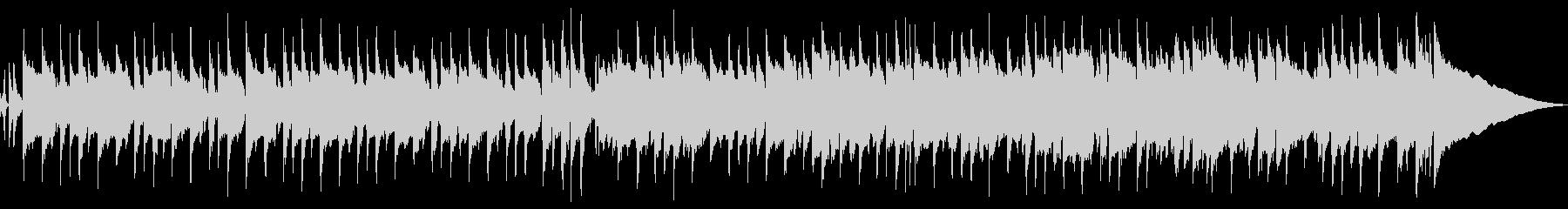 ストリングメロが印象的なポップジングルの未再生の波形