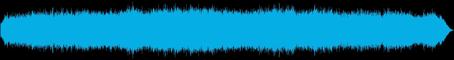 モダン テクノ アンビエント 瞑想...の再生済みの波形