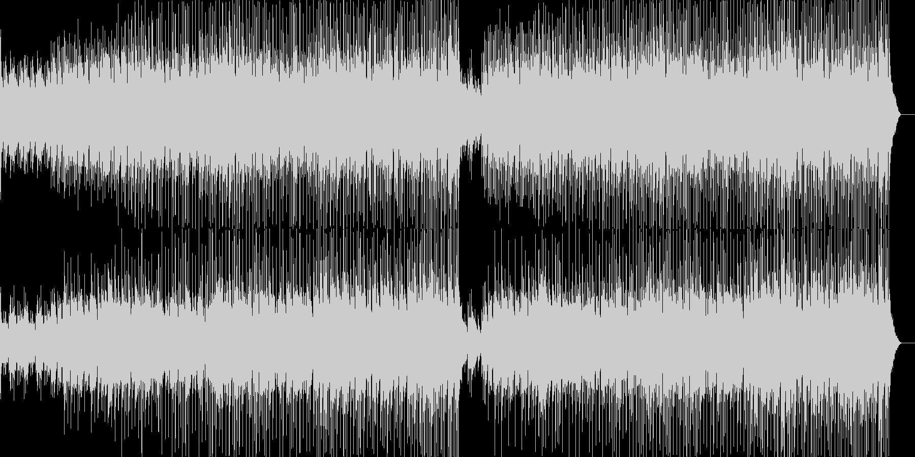 ピアノ、アコースティックギター、パ...の未再生の波形