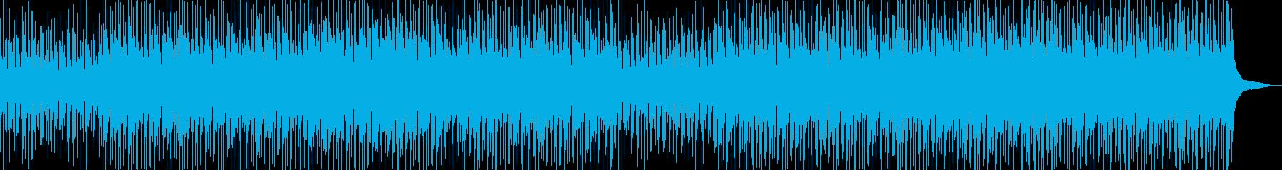 ハワイ/可愛いウクレレ/軽快/ほのぼのの再生済みの波形