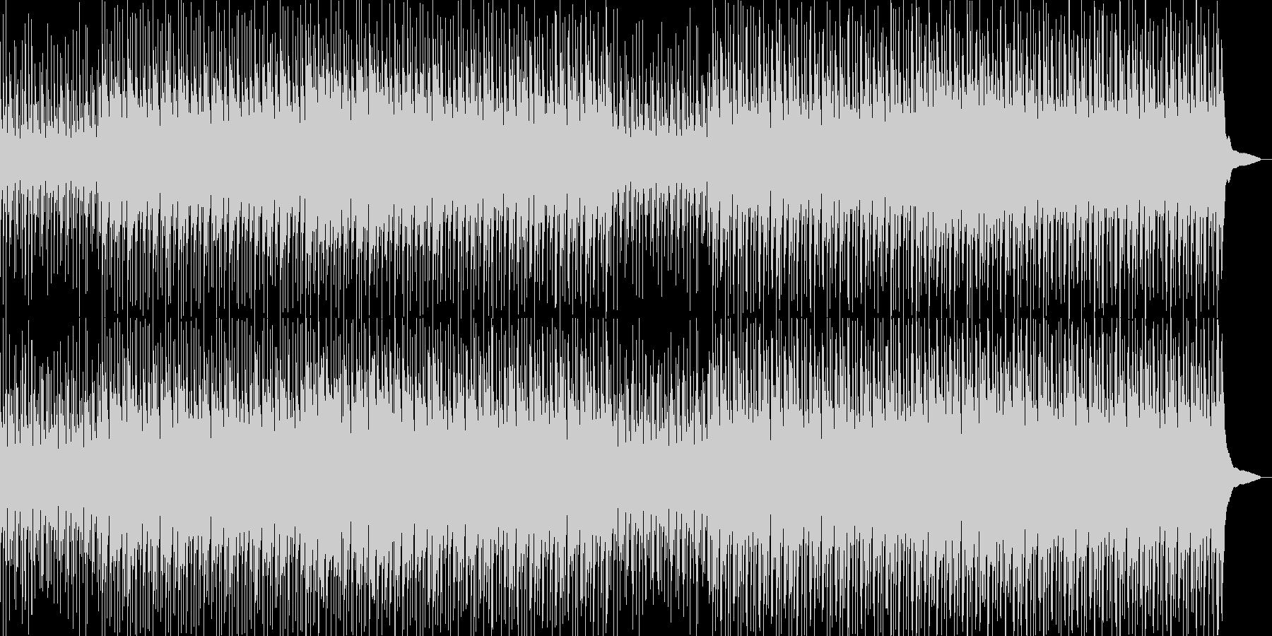ハワイ/可愛いウクレレ/軽快/ほのぼのの未再生の波形