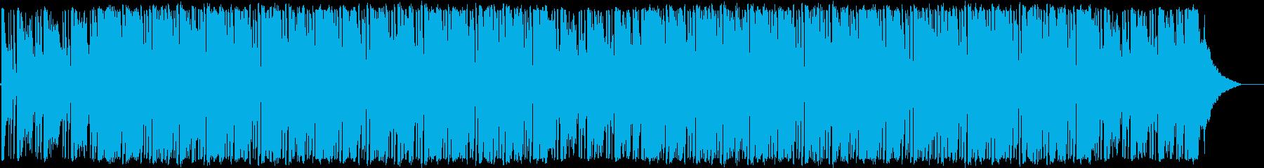 ソウルフルな演奏のジャズピアノトリオの再生済みの波形