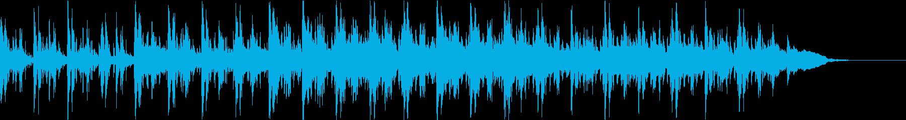 Pf「捜査」和風現代ジャズの再生済みの波形